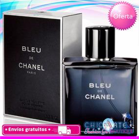 Perfume Bleu Chanel Caballero Hombre Oferta 100 Ml