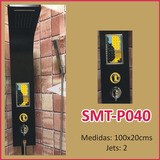 Columna De Ducha Smt-p040 Medidas: 100x20 Baño