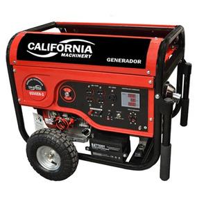 Planta De Luz Generador 5500 Watts En Pico Calt6500ens-2