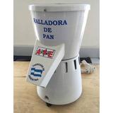 Ralladora De Pan, Electrica. 15 Kg