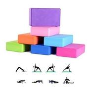 Ladrillo Yoga Pilates Goma Eva Fitness Deporte / Lhua Store