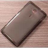 Capa Xperia Sp Sony C5303 C5302 C5306 M35h Case + Pelicula