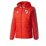 Camperón Fútbol Rojo adidas River Plate 2017/18 On Sports