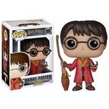 Funko Harry Potter Quadribol - Boneco Harry Potter Funko Pop