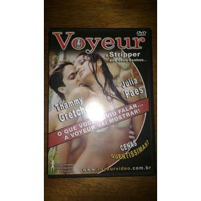 Frete Grátis - Dvd Voyeur Thammy Gretchen E Julia Paes