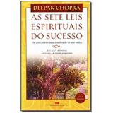 Sete Leis Espirituais Do Sucesso, As,chopra, Deepak