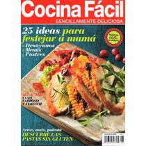 Cocina Fácil - 25 Ideas Para Festejar A Mamá - Gluten