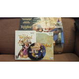 ¡click! Original! Tangled Rapunzel Princesas Niñas Wii