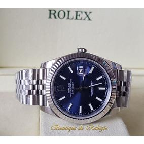 2a06c99adb6 Rolex Oyster Perpetual Datejust Replica Maquina Suica Eta - Relógio ...