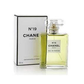 Chanel N° 19 100ml 3.4 Oz Original Tienda Física
