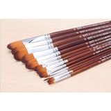 Pincel Artístico Profissional Kit /c 13 Tamanhos