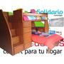 Ormuebles Camas Literas+regalo Crédito Directo Tarjetas