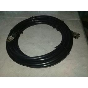 Cable N Macho / N Hembra 3 Mtros Extensión