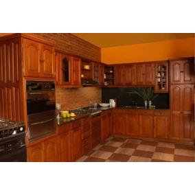 Muebles de algarrobo machagai madera en esteban for Muebles de cocina 2 metros