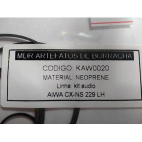 Kit Correias Som Aiwa Cx-ns 229lh