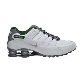 new style baeac e8768 ... spain zapatillas nike shox nz se talle 4210us 9e92a ad6eb
