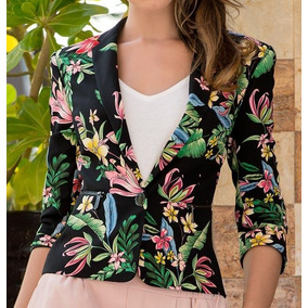 Ropa Casual Saco Casual Holly Land Ky27-172174 Envio Gratis!