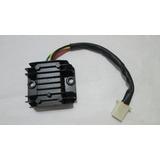 Regulador De Voltaje Moto Bera Jaguar Leon 5 Cables