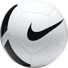 04c0d1861b2c0 Nike Pitch Balón De Fútbol De Equipo (blanco   Negro) (tama