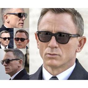 Lentes Gafas De Sol James Bond Unisex Cuadrados Pasta Filtro
