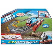 Thomas & Friends Trackmaster Set 2 En 1 Pista Y Tren Thomas