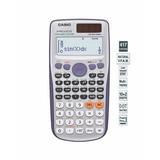 Calculadoras Científica Casio Fx-991la Plus Y Fx-991es Plus