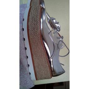 Zapatos Para Damas Suela Alta