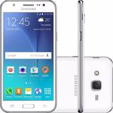 Samsung J5 Duos Novo Tela 5 Cam 13mp Quad Core (branco)