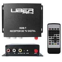 Receptor Antena Tv Digital Para Dvd Automotivo Kit P/ Carro
