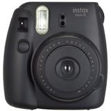 Cámara Fujifilm Instax Mini 8 Negra Refurbished Entrega Inme