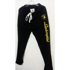 Pants De Hombre Lamborgoni Design Algodon Con Elastano