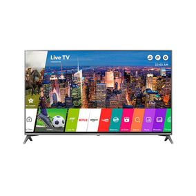 Smart Tv 4k 43 Lg Uj6560