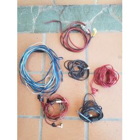 Kit De Cables Para Instalar Sonidos A Vehiculos