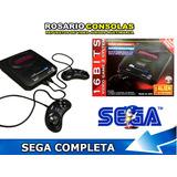 Consolas Sega 16bit Nuevas Selladas Juegos Incorporados