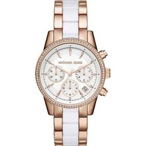c1da7550f6ecb Relogio Michael Kors Mk 6324 - Relógios De Pulso no Mercado Livre Brasil