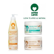 Kit Afro Love X3 Nourishing Cpp - g a $50
