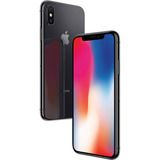 Iphone X 256gb Apple 1 Ano De Garantia + Brindes