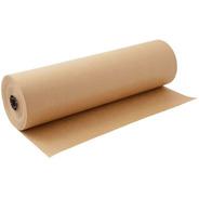 Papel Pardo Semikraft Bobina 90cm 3kg - Embalagem Caixa