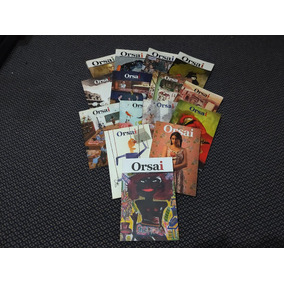 Lote Revista Orsai De Hernan Casciari 13 Numeros C/u $ 600