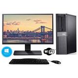 Dell Optiplex 980 Restaurado Pc De Escritorio Con Nuevo De