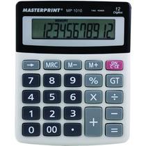 5 Calculadoras De Mesa Eletrônica 12 Digitos Mp1010