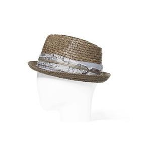 Sombrero Zara Con Lazo #a75