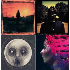 Lote 4 Cd Steven Wilson - Cannot Insurgentes Raven Grace