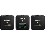 Rode Wireless Go Ii, Com 2 Transmissores Em 12x  C/ Recibo