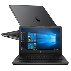 Notebook Hp 246 G5 Core I3 6006u/4gb/hd500/14 /win10