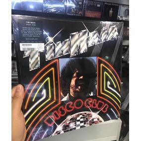 Lp Tim Maia - Disco Club Vinyl Importado Lacrado