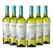 Vino Fin Del Mundo Patagonia White Blend Pack X 6 Unidades