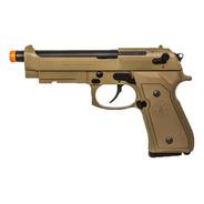 Pistola G&g Armament Gpm 92 Desert Green Gas