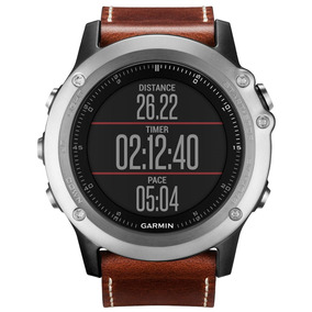 Fenix 3 Safira - Relógio Com Gps - Garmin