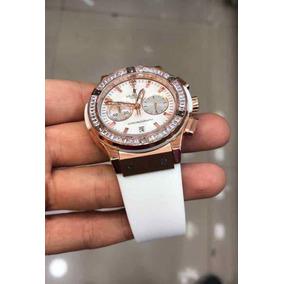 c5458ba9a9d Relogio Diamantes Hublot - Relógios no Mercado Livre Brasil